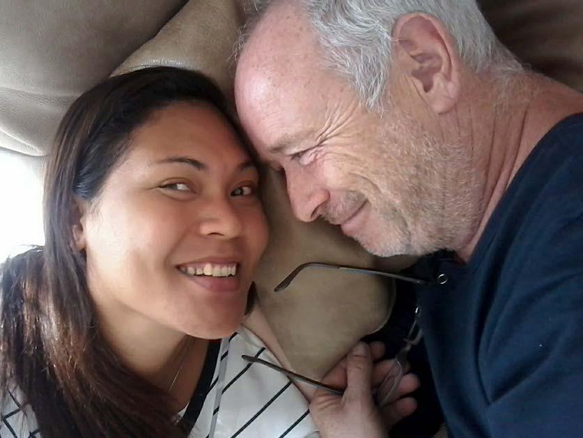 Mark & Ana in Panglao Philippines