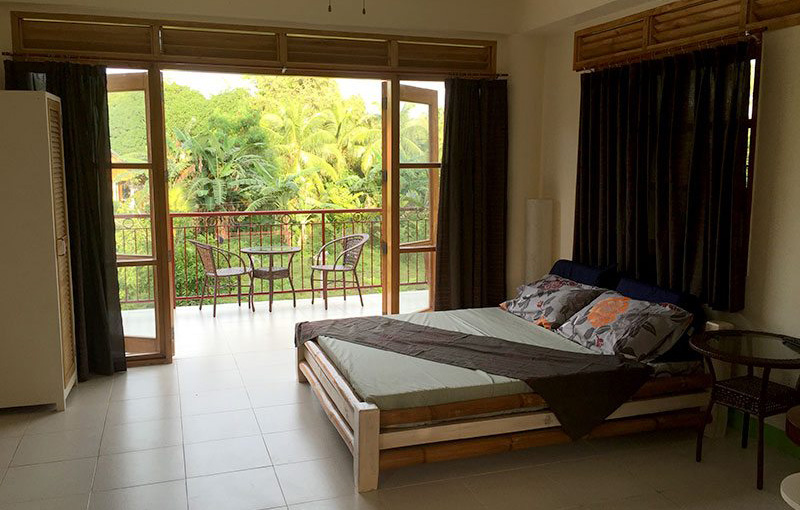 studio appartment Panglao